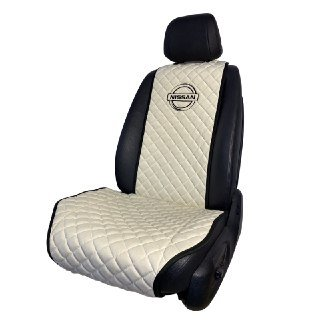 Накидки на сидения Передние накидки с вышивкой Nissan