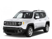 Автомобильные коврики Jeep Renegade Limited 4WD (2014 - ...)