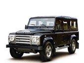 Автомобильные коврики Land Rover Defender 5d (1988 - 2016)
