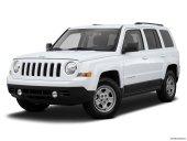 Автомобильные коврики Jeep Liberty (Patriot) MK (2007 - ...)