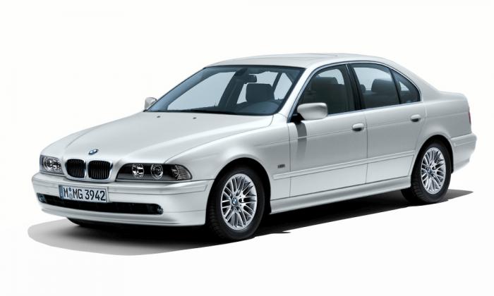 Автомобильные коврики BMW 5 IV (E39) Седан (1995 - 2004)
