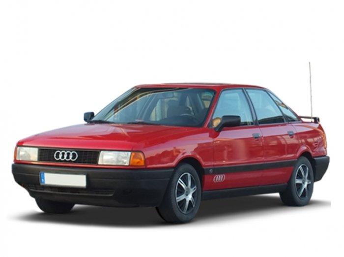 Автомобильные коврики Audi 80 III (B3, 8A) (1986 - 1991)