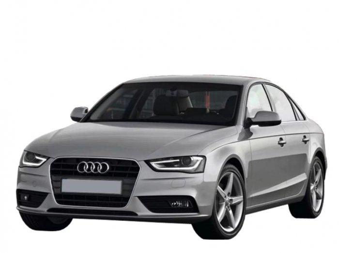 Автомобильные коврики Audi A4 IV  (B8, 8K) Седан (2007 - 2015)
