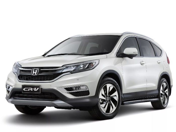 Автомобильные коврики Honda CR-V V (2016 - ...)