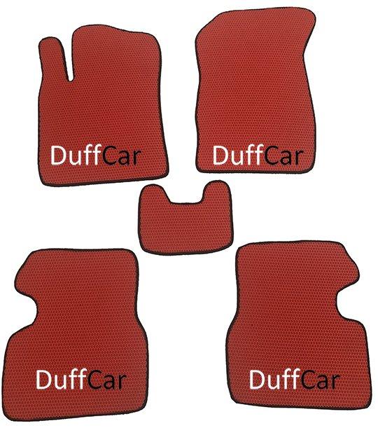 Автомобильные коврики Ford Fiesta VI Хэтчбек (2008 - 2016)