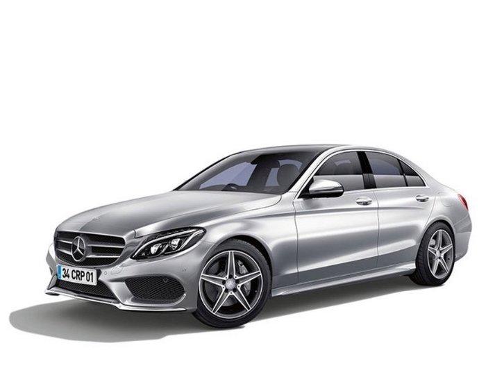 Автомобильные коврики Mercedes-Benz C-Class IV (W205) (2014 - 2018)