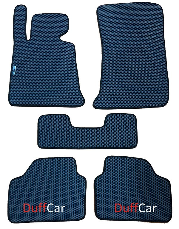 Автомобильные коврики BMW X1 I (E84) (2009 - 2015)