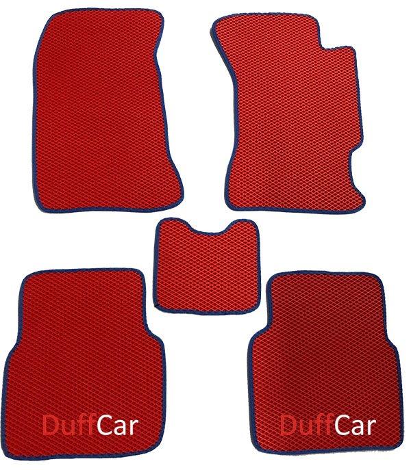 Автомобильные коврики Honda Accord VI (CF/CL) Правый руль (1997 - 2002)