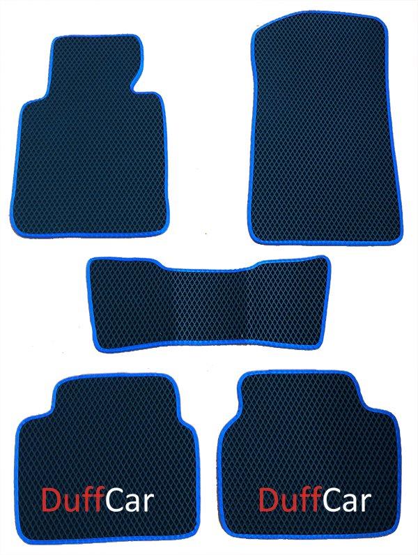 Автомобильные коврики BMW 3 IV (E46) Седан (1998 - 2006)