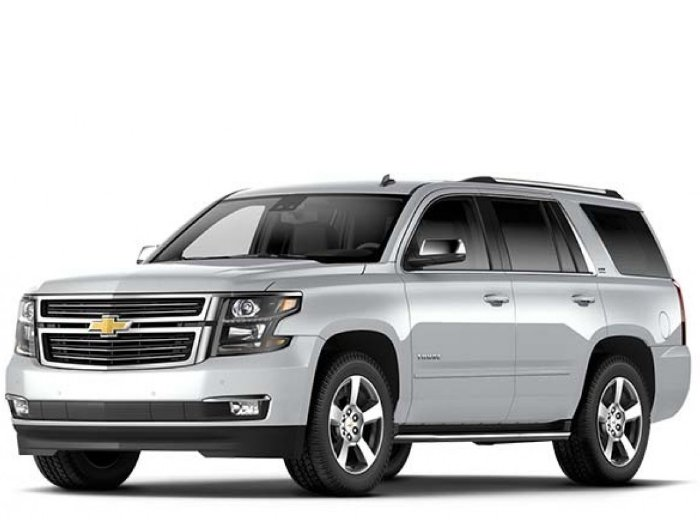 Автомобильные коврики Chevrolet Tahoe IV 7 мест (2014 - ...)