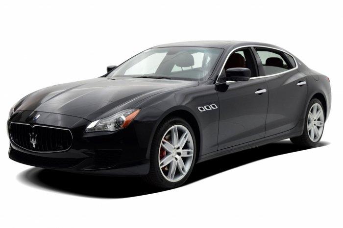 Автомобильные коврики Maserati Quattroporte (2012 - 2016)