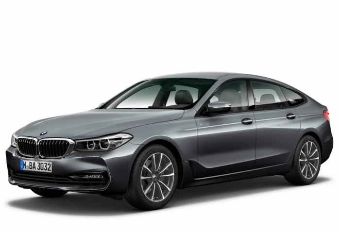 Автомобильные коврики BMW 6 IV (G32) GT (2017 - ...)