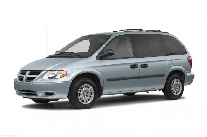 Автомобильные коврики Dodge Caravan (2000 - 2007)