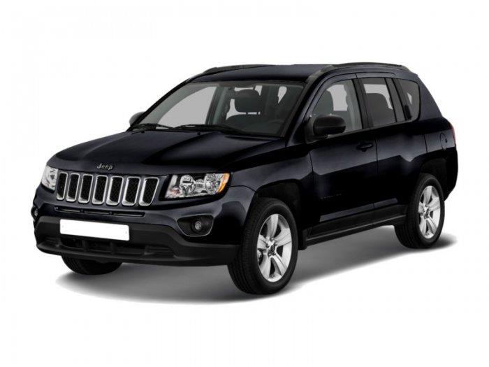 Автомобильные коврики Jeep Compass (2006 - 2010)