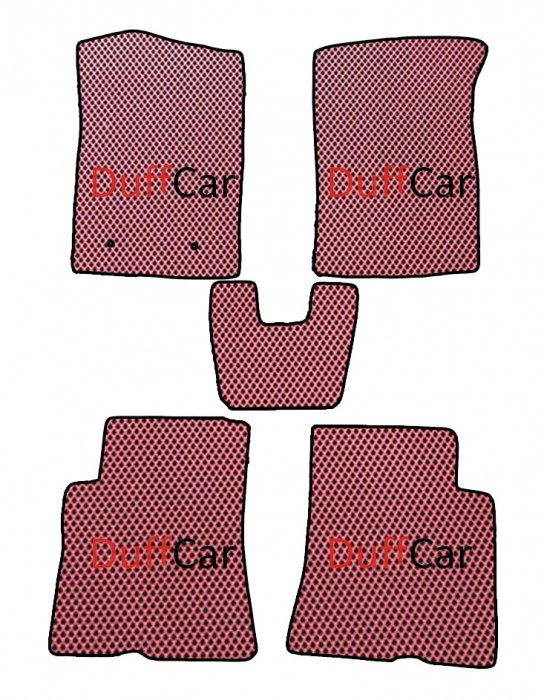 Автомобильные коврики DongFeng H30 Cross (2011 - ...)