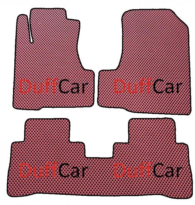 Автомобильные коврики Honda CR-V III (2007 - 2011)