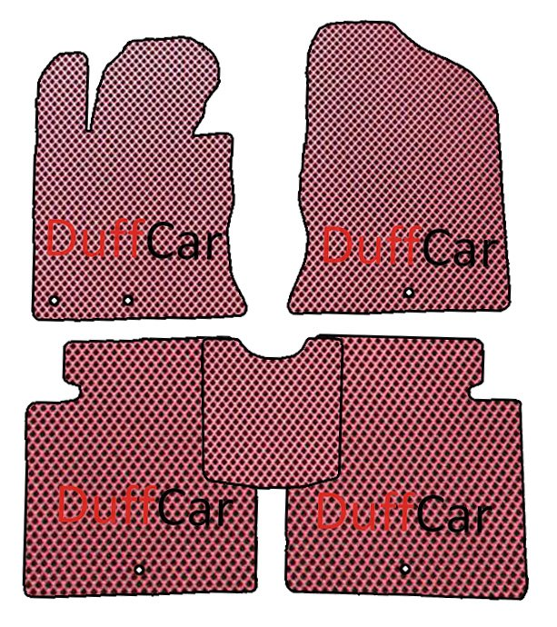 Автомобильные коврики Hyundai Grandeur V (HG) (2011 - 2016)