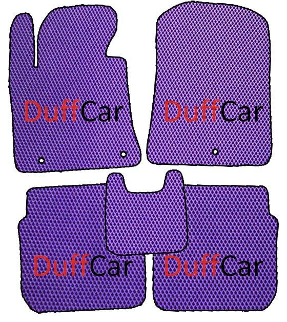 Автомобильные коврики Kia Cerato Coupe III (YD) (2013 - 2018)