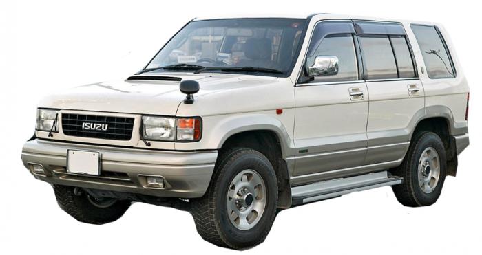 Автомобильные коврики Isuzu Bighorn II (1991 – 2002)
