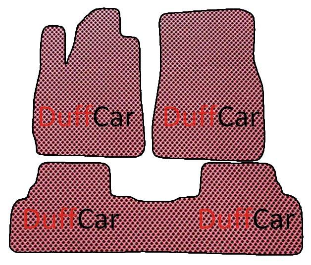 Автомобильные коврики Lexus RX III Рестайлинг (2012 - 2015)