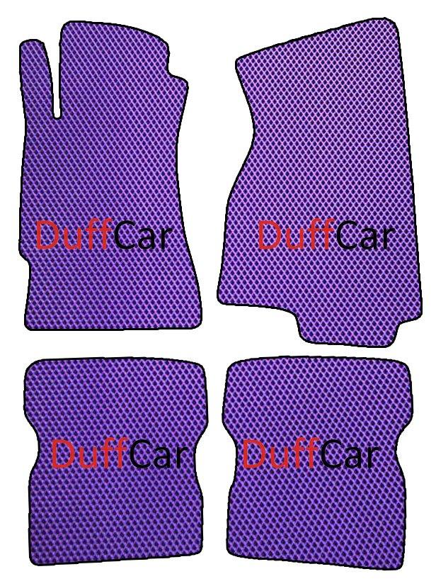 Автомобильные коврики Mazda RX-8 (2002 - 2012)