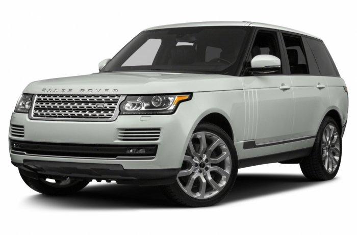 Автомобильные коврики Land Rover Range Rover VOGUE (2012 - 2017)