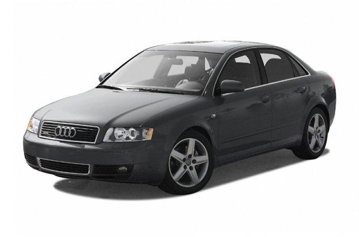 Автомобильные коврики Audi A4 II (B6, 8E) Седан (2000 - 2006)