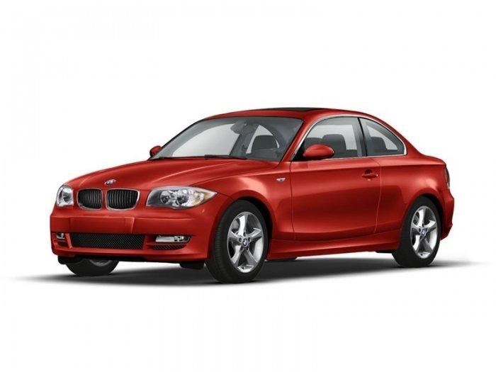 Автомобильные коврики BMW 1 I (E82) Купе (2004 - 2011)