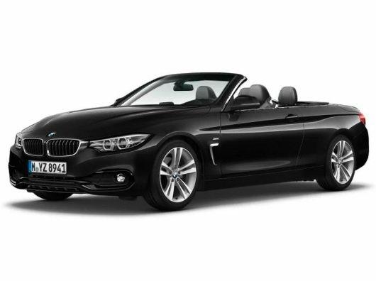 Автомобильные коврики BMW 4 I (F33) кабриолет (2013 - ...)