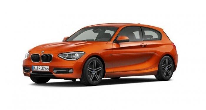 Автомобильные коврики BMW 1 II (F21) Купе (2011 - 2017)