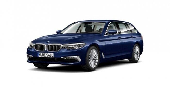 Автомобильные коврики BMW 5 VII (G31) Универсал (2016 - ...)