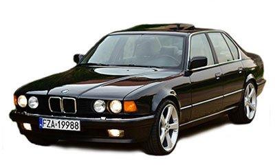 Автомобильные коврики BMW 7 II (Е32) Long (1986 - 1994)