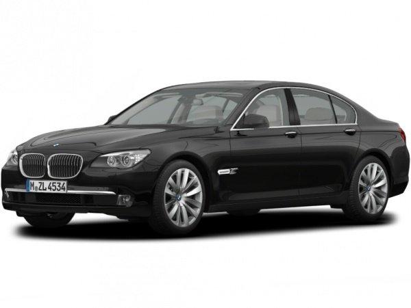 Автомобильные коврики BMW 7 V (F03) (2008 - 2015)