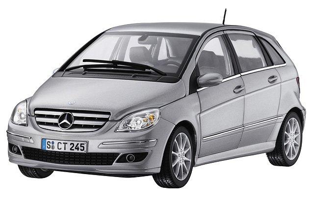 Автомобильные коврики Mercedes-Benz B-Class I (W245) Правый руль (2005 - 2011)