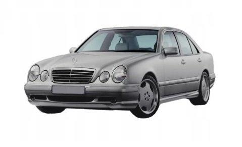 Автомобильные коврики Mercedes-Benz E-Class II (W210) (1995 - 2003)