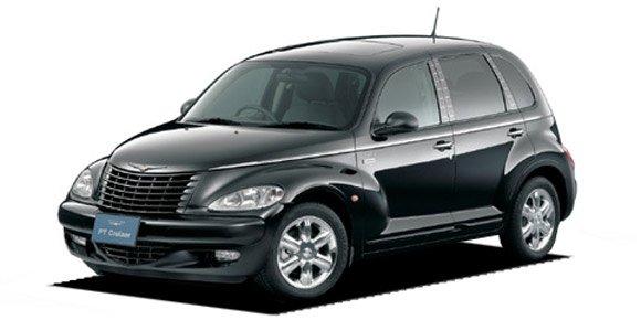 Автомобильные коврики Chrysler PT Cruiser (2000 - 2010) Правый руль