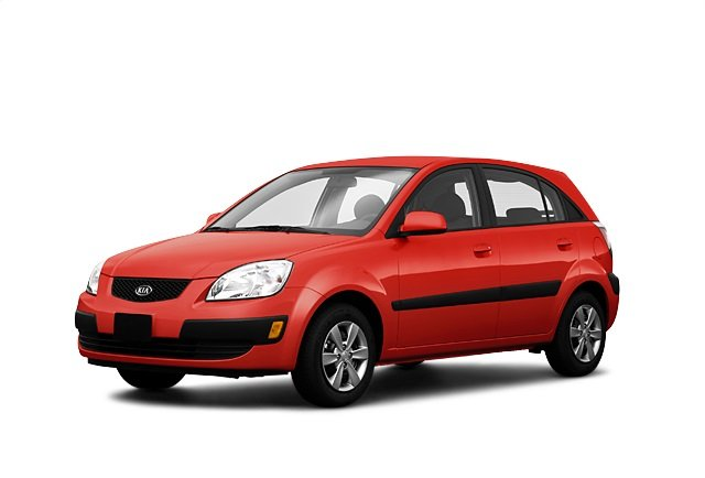Автомобильные коврики Kia Rio II (JB) Хэтчбек (2005 - 2011)