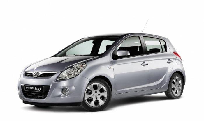 Автомобильные коврики Hyundai i20 I (PB) 5 дверей (2008 - 2012)
