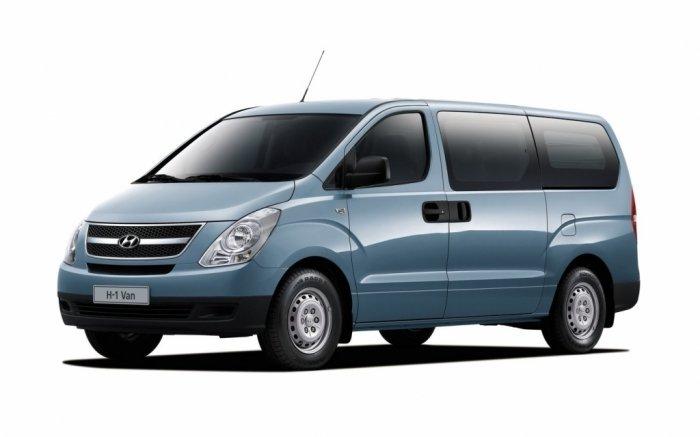 Автомобильные коврики Hyundai Starex (H-1) II (TQ) (2007 - 2015)