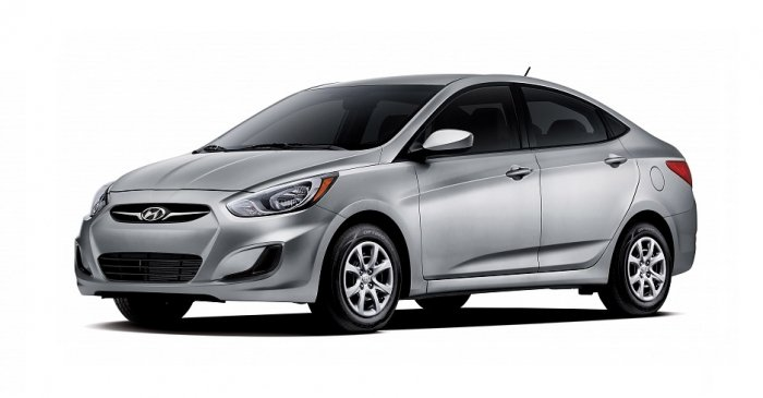 Автомобильные коврики Hyundai Solaris I (RBr) Седан (2011 - 2017)