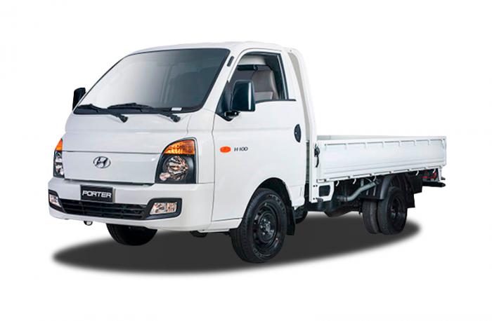 Автомобильные коврики Hyundai Porter II (2005 - 2010)