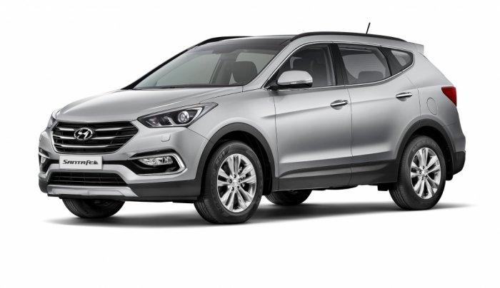 Автомобильные коврики Hyundai Santa Fe III (DM) (2012 - 2018)