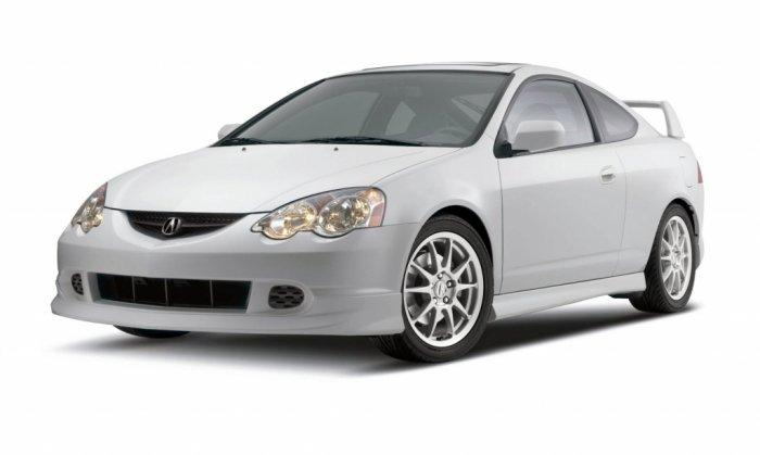 Автомобильные коврики ACURA RSX Купе (2001 - 2006)