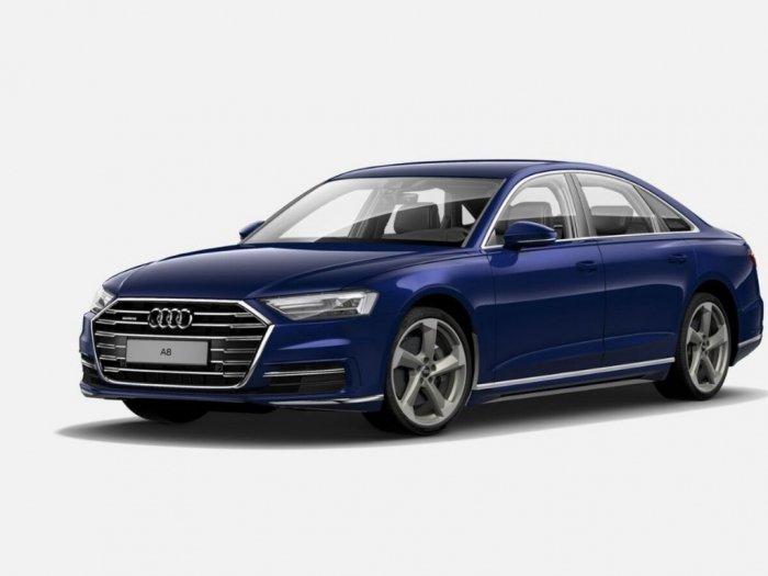 Автомобильные коврики Audi A8 IV (D5) Long (2017 - ...)