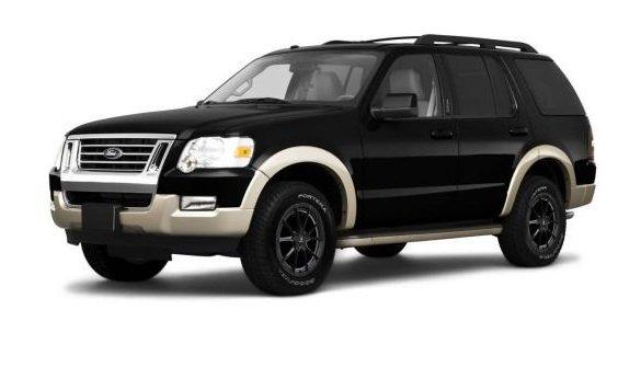 Автомобильные коврики Ford Explorer IV (U251) 5 мест (2006 - 2010)