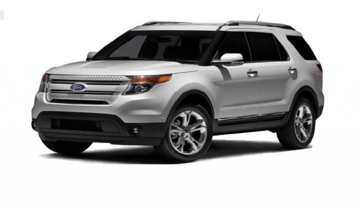 Автомобильные коврики Ford Explorer V (U502) (2010 - 2015) Дорестайлинг