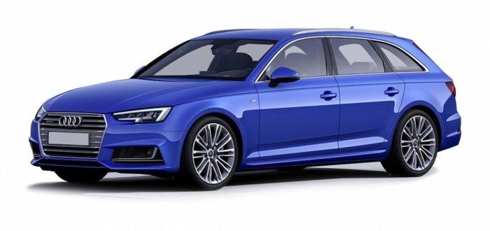 Автомобильные коврики Audi A4 V (B9, 8W) Универсал (2015 - ...)
