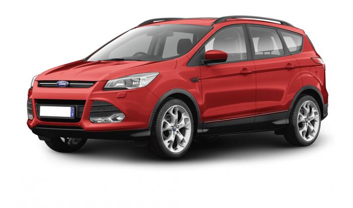 Автомобильные коврики Ford Kuga II (C520) (2012 - 2019)