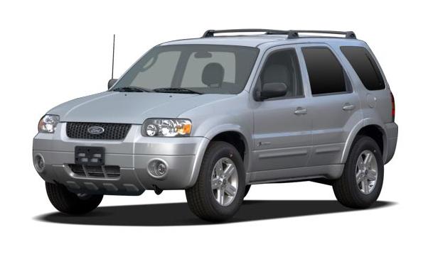Автомобильные коврики Ford Escape I (2000 - 2007)