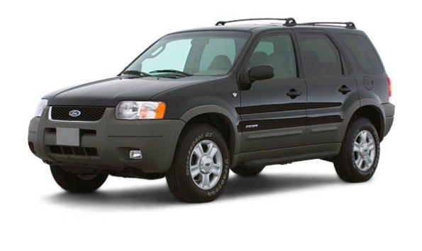 Автомобильные коврики Ford Maverick II (2000 - 2007)